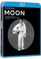 La copertina di Moon (blu-ray)