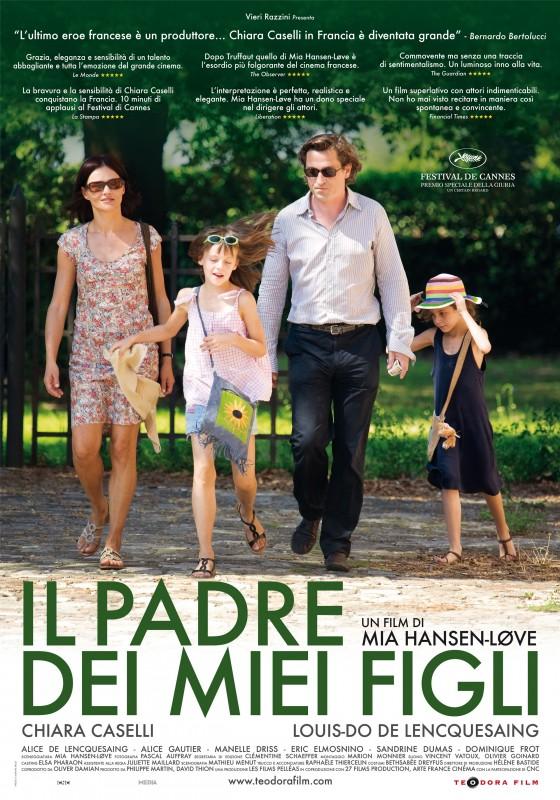 La locandina del film Le père de mes enfants (2009)