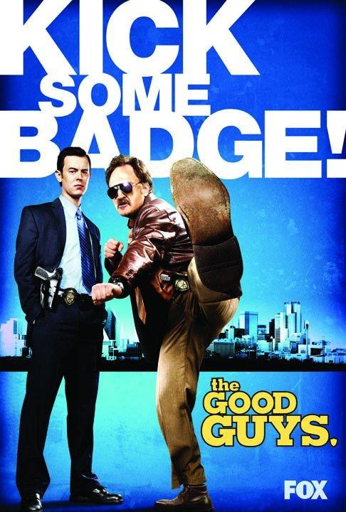 La locandina di The Good Guys