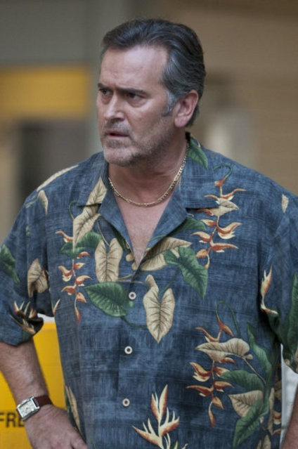 Burn Notice: Bruce Campbell nell'episodio Devil You Know