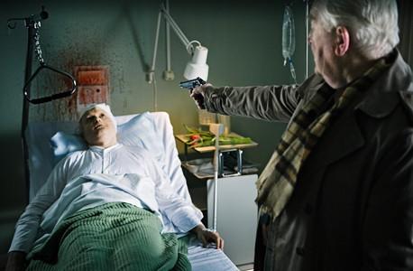 Georgi Staykov nel film La regina dei castelli di carta