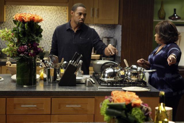 Grey's Anatomy: Chandra Wilson e Jason George nell'episodio Push