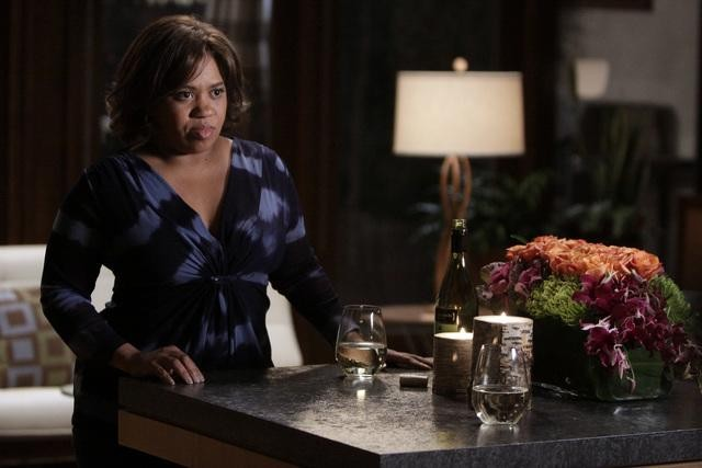 Grey's Anatomy: Chandra Wilson nell'episodio Push