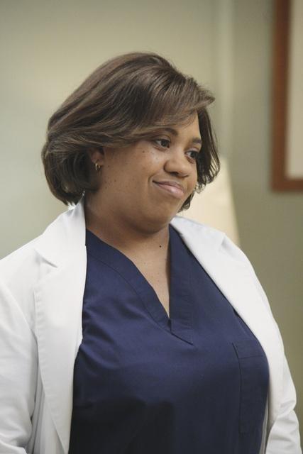 Grey's Anatomy: Chandra Wilson  nell'episodio Sanctuary