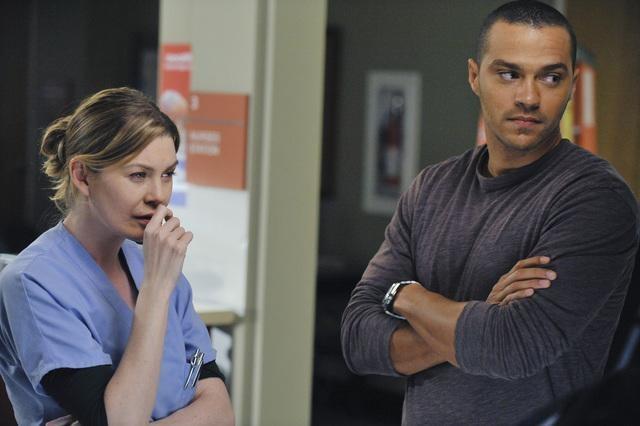 Grey's Anatomy: Ellen Pompeo e Jesse Williams nell'episodio Perfect Little Accident