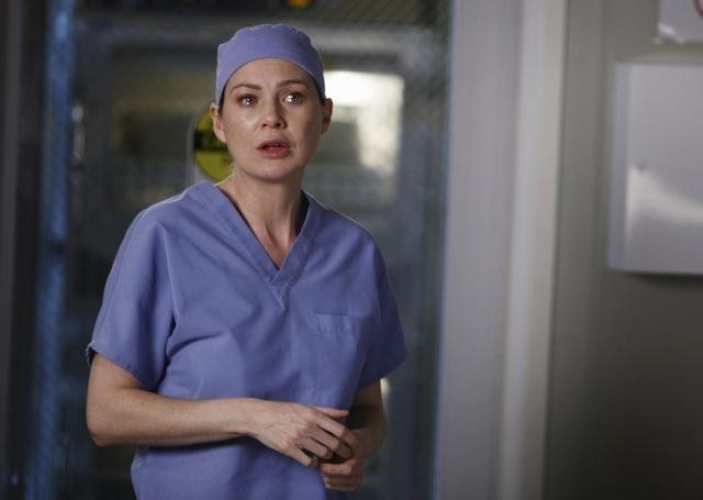 Grey's Anatomy: Ellen Pompeo nell'episodio Sanctuary