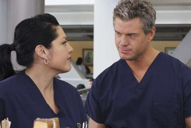 Grey's Anatomy: Eric Dane e Sara Ramirez nell'episodio Sympathy for the Parents