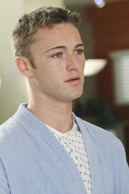 Grey's Anatomy:  Jake McLaughlin in una scena dell'episodio Sympathy for the Parents