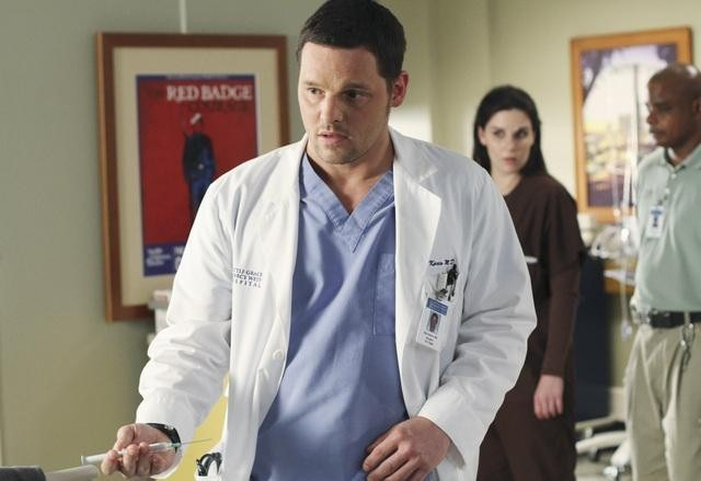 Grey's Anatomy: Justin Chambers nell'episodio Shiny Happy People