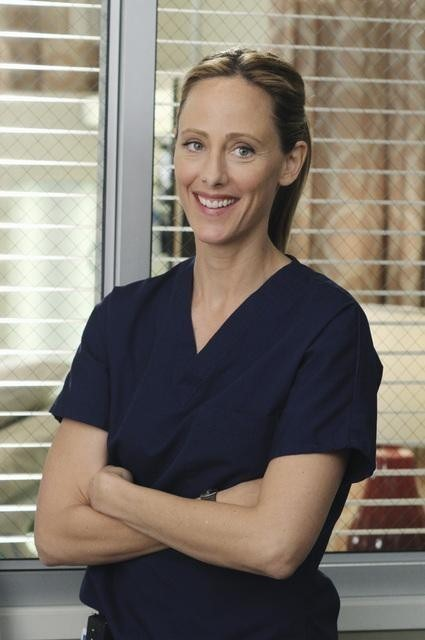 Grey's Anatomy: Kim Raver nell'episodio Shiny Happy People