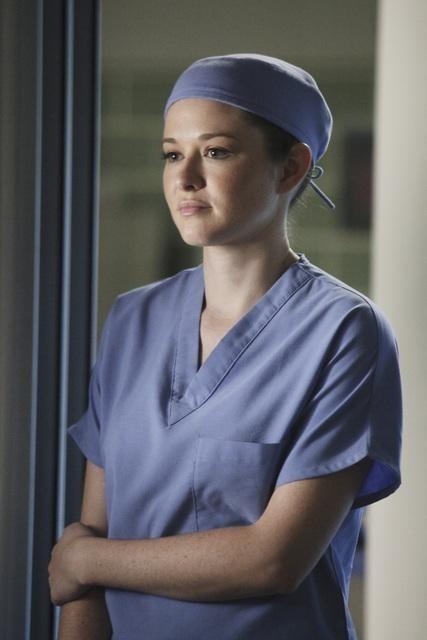 Grey's Anatomy: Sarah Drew nell'episodio Sanctuary