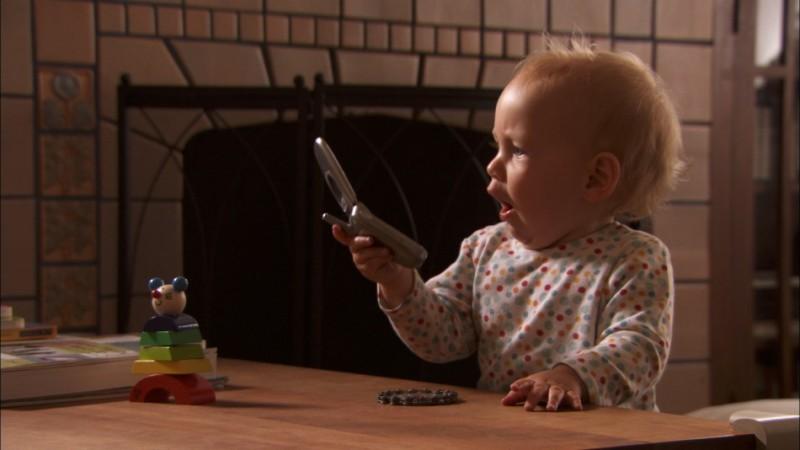 Il piccolo statunitense Hattie nel film Babies