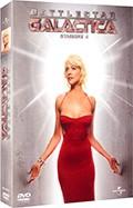 La copertina di Battlestar Galactica - Stagione 4 (dvd)