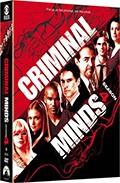 La copertina di Criminal Minds - Stagione 4 (dvd)