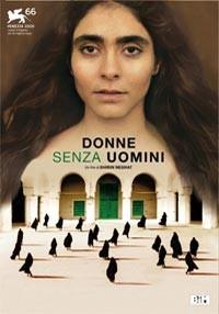 La copertina di Donne senza uomini (dvd)