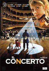 La copertina di Il concerto (dvd)