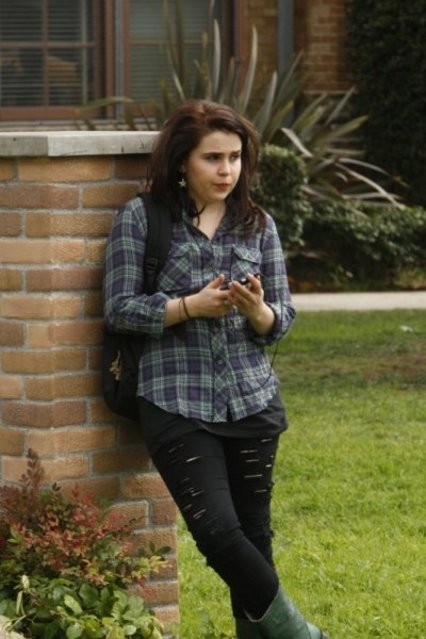 Mae Whitman nell'episodio The Big O di Parenthood