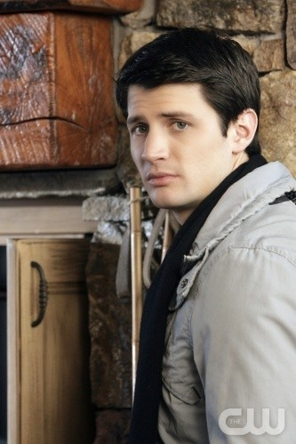 James Lafferty nell'episodio Almost Everything I Wish I'd Said the Last Time I Saw You