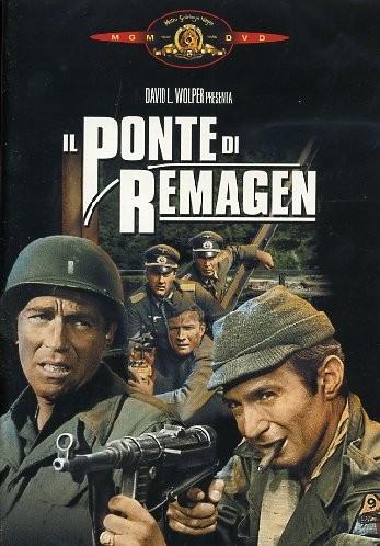 La locandina di Il ponte di Remagen