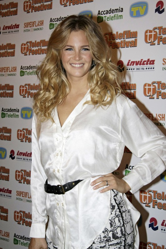 Liz Solari al Telefilm Festival 2010