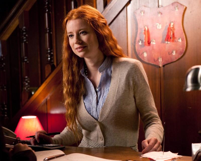 Odessa Rae in una sequenza dell'episodio Escape di Smallville