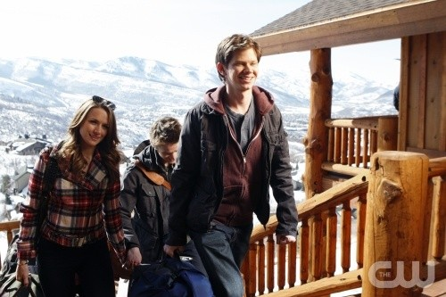 Shantel VanSanten, Robert Buckley e Lee Norris arrivano in Utah in: Almost Everything I Wish I'd Said the Last Time I Saw You