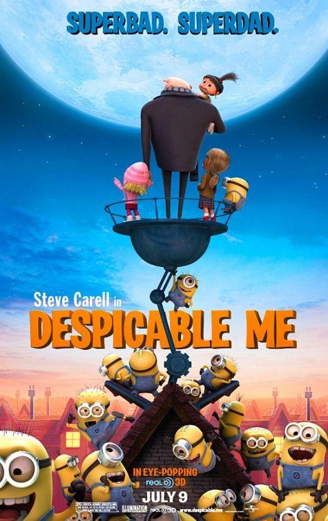 Ancora un poster per Despicable Me
