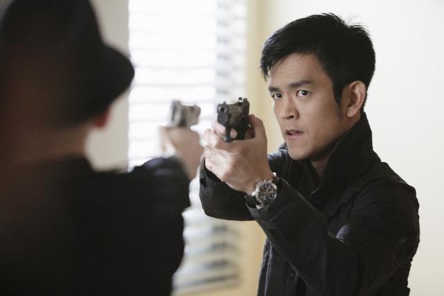 FlashForward: John Cho in una scena dell'episodio Countdown