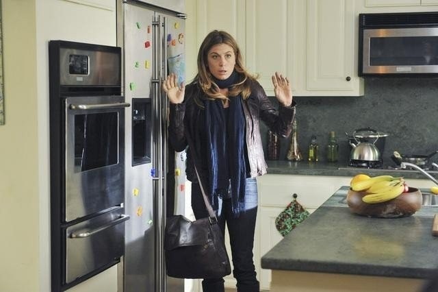 FlashForward: Sonya Walger nell'episodio Goodbye Yellow Brick Road