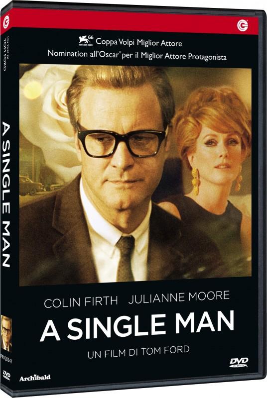 La copertina di A Single Man (dvd)