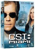 La copertina di CSI: Miami - Stagione 5 - Parte 1 (dvd)