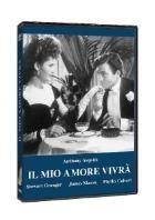 La copertina di Il mio amore vivrà (dvd)