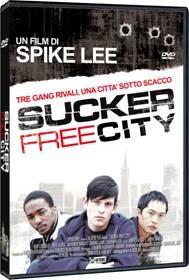 La copertina di Sucker Free City (dvd)