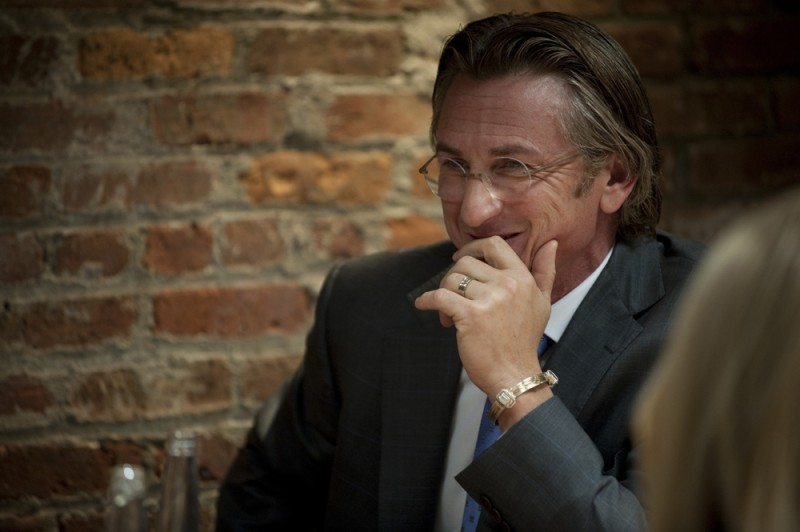 Sean Penn nel thriller Fair Game di Doug Liman.