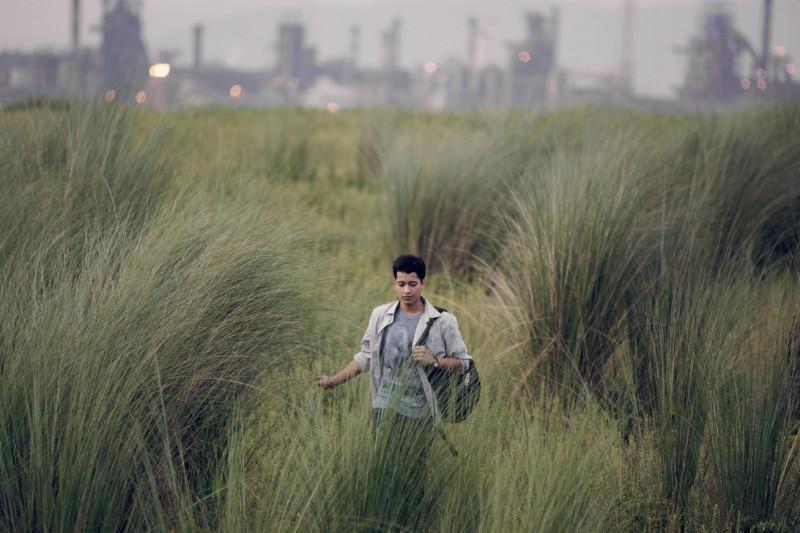Una bella scena del film indiano Udaan di V. Motwane