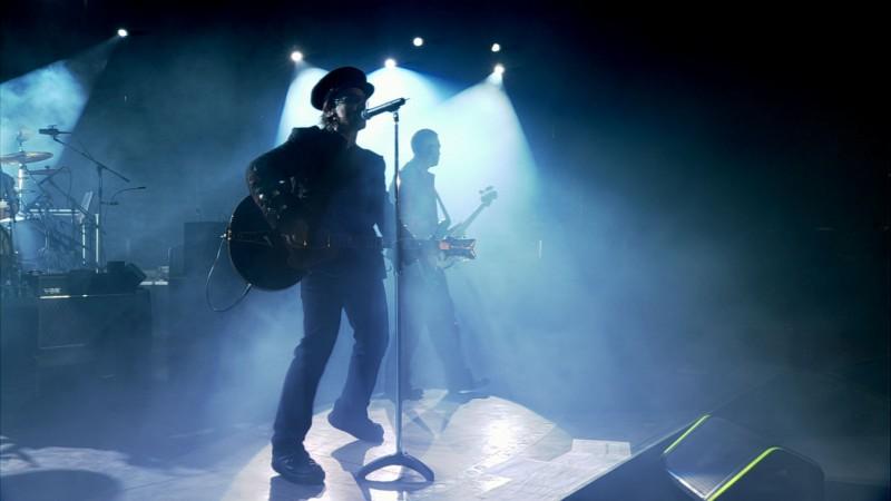 Bono degli U2 nel film U2 3D