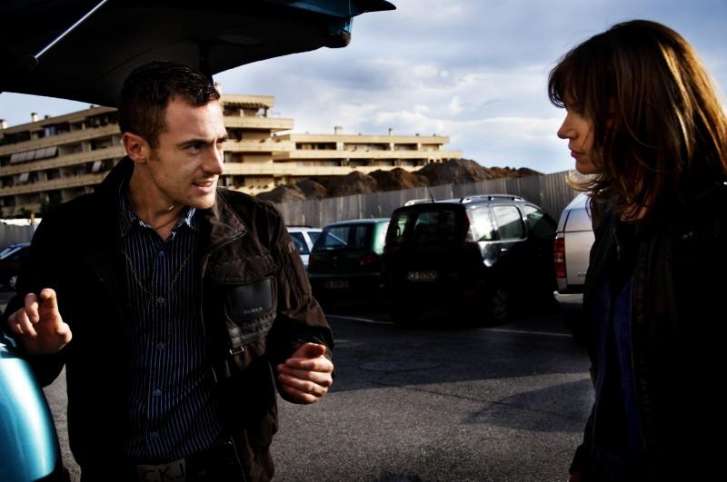 Elio Germano e Stefania Montorsi, protagonisti del film La nostra vita
