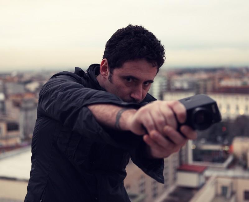 Federico Zampaglione dirige l'horror Shadow