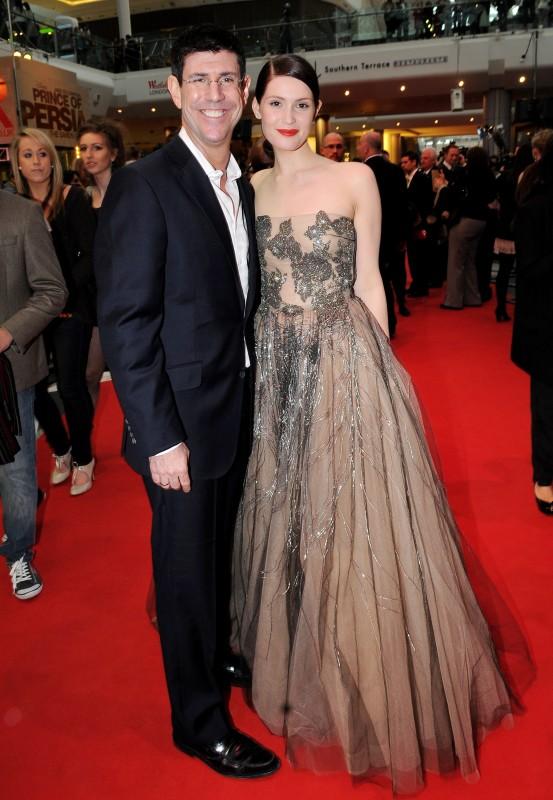Jake Gyllenhaal e Rich Ross alla premiere mondiale di Prince of Persia: Le Sabbie del Tempo