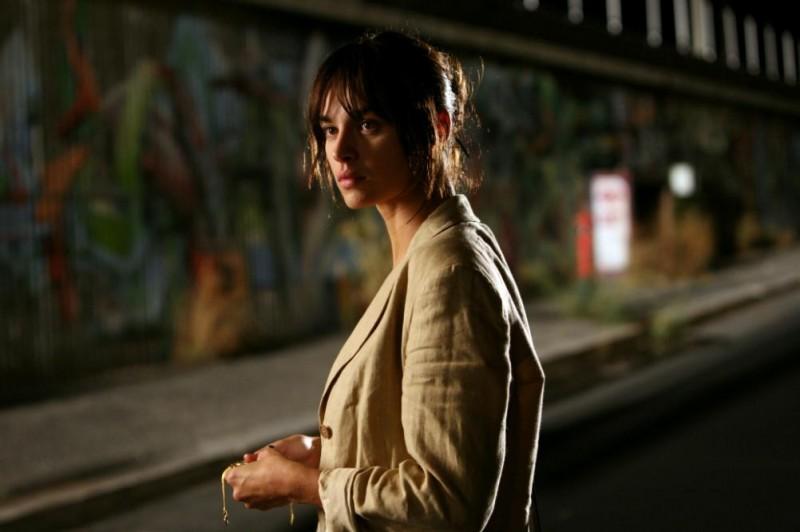 Kasia Smutniak in un'immagine di Scontro di civiltà per un ascensore a Piazza Vittorio