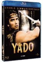 La copertina di Yado (blu-ray)