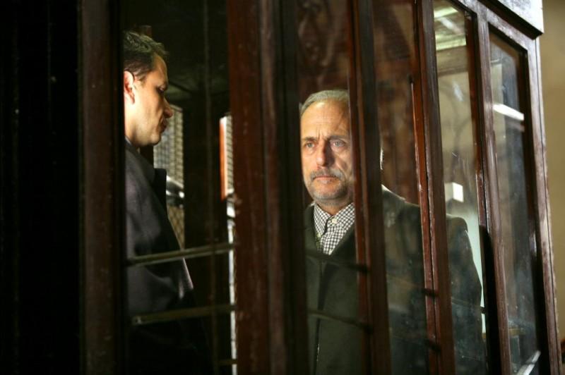 Luigi Diberti nel film Scontro di civiltà per un ascensore a Piazza Vittorio