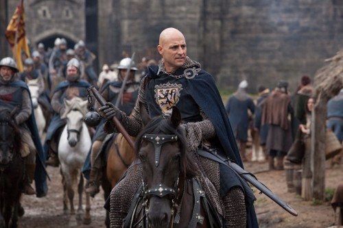 Mark Strong nel film Robin Hood