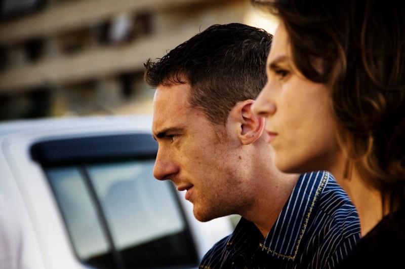 Stefania Montorsi ed Elio Germano nel film La nostra vita