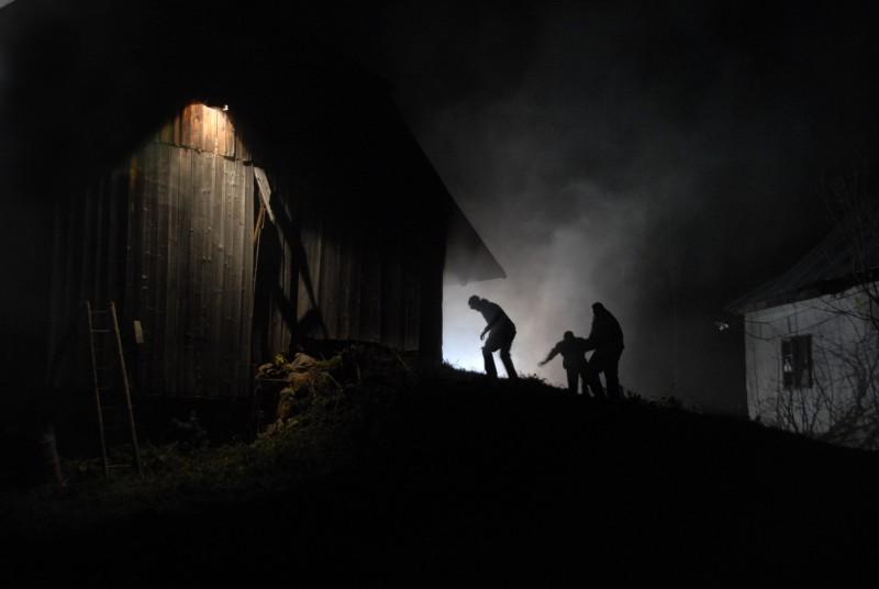 Un'immagine tratta dall'horror Shadow