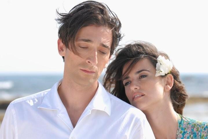 Adrien Brody e Penelope Cruz, protagonisti del biopic Manolete (2007)
