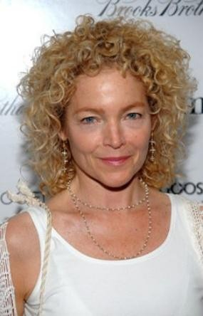 Amy Irving alla premiere del film Adam