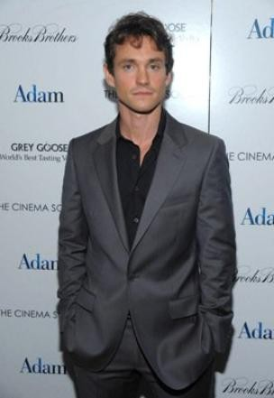 Hugh Dancy alla premiere del film Adam