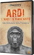 La copertina di Ardi - L'anello mancante (dvd)