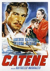 La copertina di Catene (dvd)